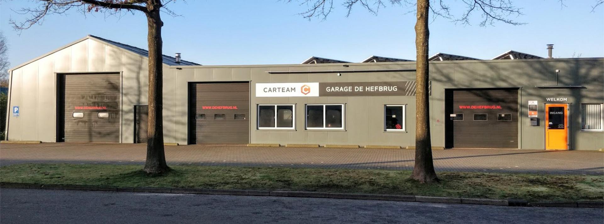 Carteam Garage de Hefbrug